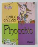 PINOCCHIO de CARLO COLLODI , ilustratii de VALERIA MOLDOVAN , 2012