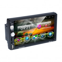 Navigatie Android 8.1, 2Din mp3/mp5 player auto universal, Radio cu RDS,GPS, Wifi, Play Store