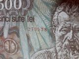 Bancnote romanesti 500lei ianuarie 1991 unc