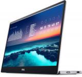Monitor LED Portabil Dell 14inch C1422H, Full HD (1920 x 1080) USB Type-C, 6ms, (Negru/Argintiu)
