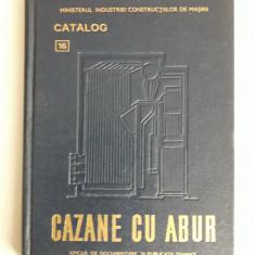Catalog de produse Cazane cu abur /  C52P