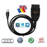 Diagnoza VCDS 21.3.0 in limbile Romana + Engleza VW / AUDI / SEAT / Skoda