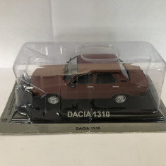 Macheta Dacia 1310 Deagostini 1/43