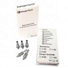 Rezerva NEW dual coil Kanger 1.8 ohmi