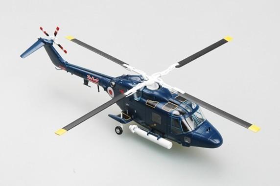 Macheta Easy Model Helicopter - Lynx HAS Mk.3, Royal Navy from No.815 Naval Air Squadron HMS York, 1987 1:72
