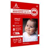 Cumpara ieftin Hartie foto Art Maker Premium Rough Raster semi-gloss, 290g/mp, RC, 13×18 cm,...