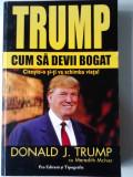 DONALD TRUMP - CUM SA DEVII BOGAT   (posib. expediere si 6 lei/gratuit) (4+1)