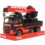 Camion cu macara Mammoet 49x19x31 cm - Polesie