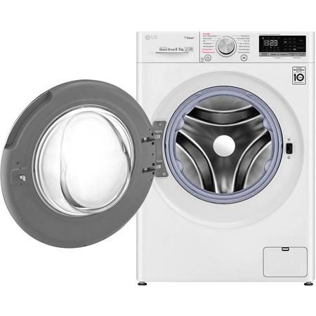 Masina de spălat cu uscător LG 4 V4 WD 85S1