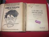F.M. Dostoievski-Crima si Pedeapsa (editie interbelica, ed. romanelor ilustrate)