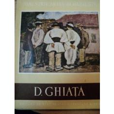 D.GHIATA- V. BENES