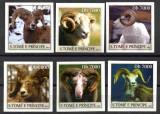 SAO TOME PRINCIPE 2003, Fauna, serie neuzata, MNH, Nestampilat