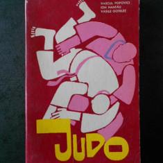 VASCUL POPOVICI - JUDO