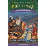 Portalul magic - Atacul vikingilor