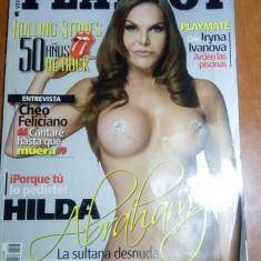 Revista Playboy Venezuela - martie 2012