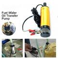 Pompa Electrica Auto 12V Submersibila cu filtru detașabil - 260