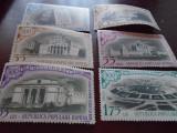 1959  LP 480  500 DE ANI DE EXISYENTA DOCUMENTARA A ORASULUI BUCURESTI, Nestampilat