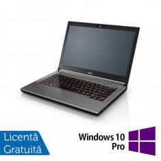 Laptop Refurbished Fujitsu Lifebook E744, Intel Core i7-4702MQ 2.20GHz, 8GB DDR3, 320GB SATA, 14 Inch + Windows 10 Pro, 8 Gb, HDD