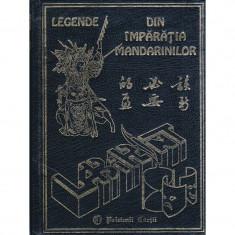Legende din Imparatia Mandarinilor - Povestiri