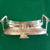 FRUCTIERA,JARDINIERA,CENTRU DE MASA,ARGENTOR-AUSTRIA-1900-SECESSION,JUGENDSTIL,