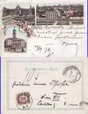 Cernauti , Bucovina - litografie -editura Krug