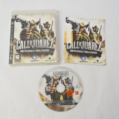 Joc SONY Playstation 3 PS3 - Call of Juarez Bound in Blood