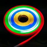 Cumpara ieftin Furtun luminos LED SMD 25W, lungime 5 metri, alimentare retea, multicolor