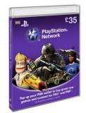 PlayStation Network Card - 35 Lire