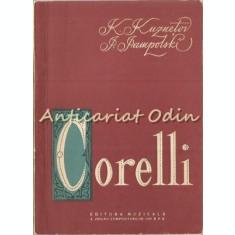 Arcangelo Corelli - K. Kuznetov, I. Iampolski - Tiraj: 8160 Exemplare