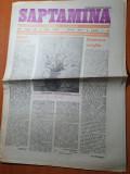 Saptamana 7 aprilie 1989-articol mihai eminescu,beatles