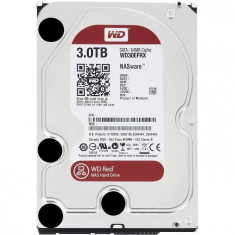 HDD 3TB RED, Serial ATA3, IntelliPower WD30EFRX