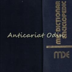 Mic Dictionar Enciclopedic 1978 - Editia a II-a