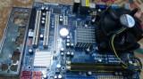 Kit asrock G41M-S lga 775+proc intel Quad core 6600 de 2,40 ghz+cooler+4 gb ram