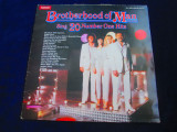 Brotherhood Of man - Sing 20 Number One Hits _ vinyl,Lp _ Warwick (1980, UK )