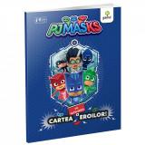 Editura Gama, PJ Masks: Cartea cu activitati a eroilor