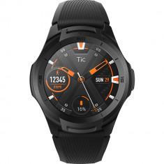 Smartwatch S2 Waterproof cu Monitorizare Ritm Cardiac Negru