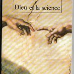 DIEU ET LA SCIENCE - JEAN GUITTON (CARTE IN LIMBA FRANCEZA)