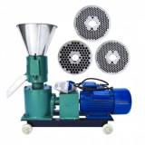 Cumpara ieftin Granulator Furaje KL-120 motor 3kw/1500 RPM/230V/80kg/h (cu motor) Tehno Ms