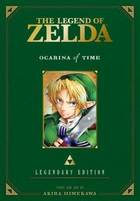 The Legend of Zelda: Legendary Edition, Vol. 1: Ocarina of Time Parts 1 & 2