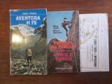 Aventura H 75 + Turism, alpinism in Cheile Turzii / R3S