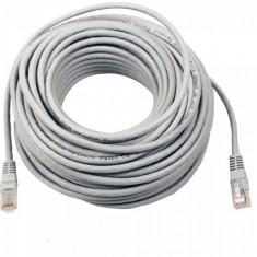 Patchcord cablu UTP CAT5 20 metri 24 AWG