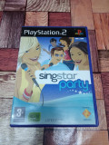 SingStar Pop Party - Joc Original PS2