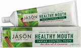 Pasta de dinti Healthy Mouth fara fluor cu tea tree si scortisoara Jason 170g