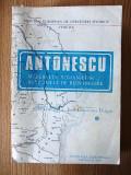 ANTONESCU, MARESALUL ROMANIEI SI RASBOAIELE DE REINTREGIRE- J.C.  DRAGAN, 1991