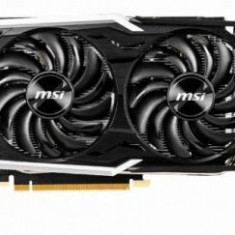 Placa video MSI GeForce GTX 1660 Armor OC, 6GB, GDDR5, 192-bit