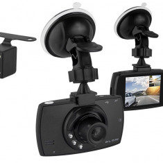 Camera Video Auto DVR Blow BlackBox, Inregistrare Trafic Full HD, Display 2.4 inch, SDHC, mini-USB, Microfon si Difuzor Incorporat