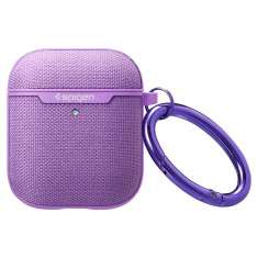 Carcasa Spigen Urban Fit Apple AirPods Purple foto