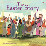 The Easter story Picture book- Carte Usborne ( 3+)