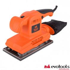 Masina de slefuit cu vibratii Evotools FSV 280W