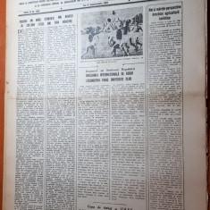 sportul popular 17 septembrie 1953-finalele campionatelor de inot al RPR